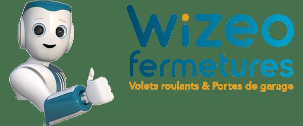 Logo Wizeo Fermetures