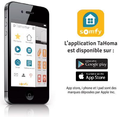 wizeo-motorisation-application-tahoma